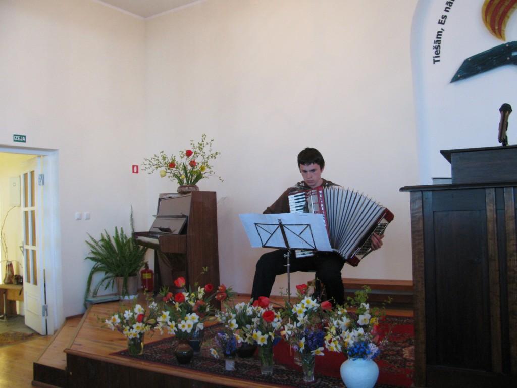 Muzicē Ritvars